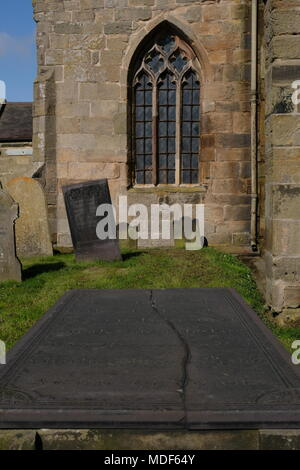 St. Winifred's Church, Barrow-Upon-Trent - Stock Photo