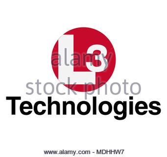 L3 Technologies icon - Stock Photo