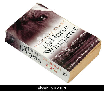 The Horse Whisperer by Nicholas Evans - Stock Photo