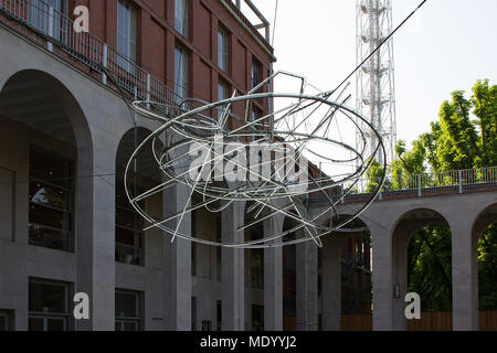 La Treinnale di Milano, Milan, Italy - Stock Photo