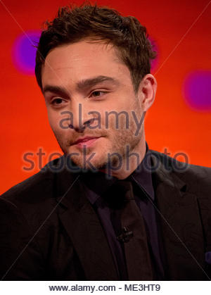 File photo dated 25/05/17 of Ed Westwick, prosecutors are considering bringing charges against the actor in two cases, Los Angeles' district attorney has confirmed. - Stock Photo