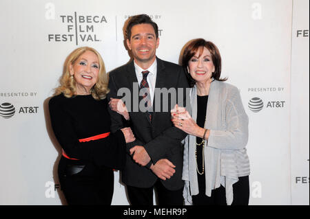 sandra geller, ozzy inguanzo, dava whisenant attend premiere of