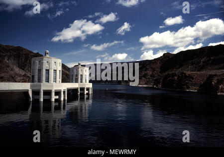 Lake Mead Boulder City Nevada United States of America. - Stock Photo
