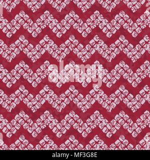 Shibori motif. Colorful seamless pattern. Stylised asian ornament. Classic japanese dyeing technique. Simple background for decoration or printing on  - Stock Photo