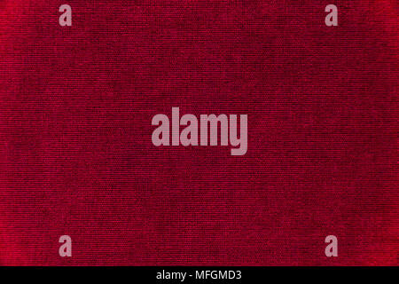 Red velvet texture background - Stock Photo