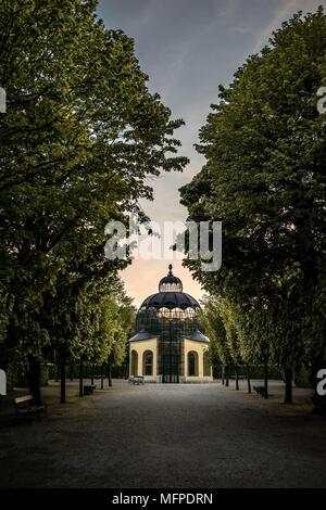 Schonbrunn - Stock Photo