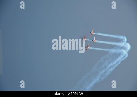 Israeli Air force (IAF) Flight Academy Beechcraft T-6A Texan
