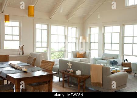 Dining Room Table Main Angle