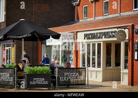 Formby Borough Of Sefton Merseyside England Village