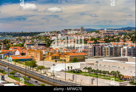 View of Lisbon - Portugal - Stock Photo