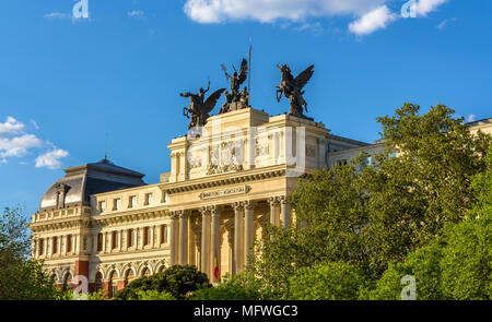 Ministry of Agriculture in Madrid - Spain