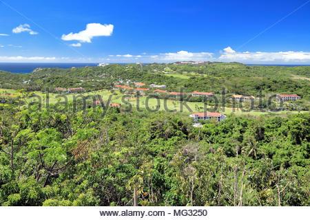 Boracay Island landscape, Philippines - Stock Photo