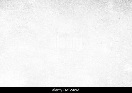 White Concrete Wall Texture Background. - Stock Photo