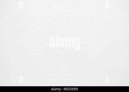White Painting Concrete Wall Texture Background. - Stock Photo
