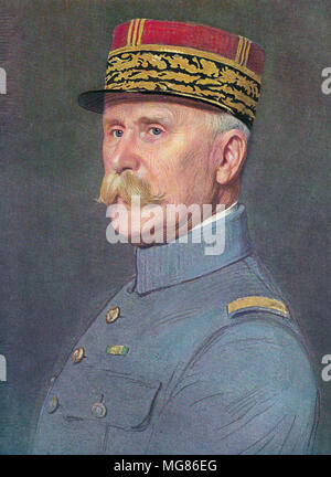 Maréchal Pétain in 1926 by Marcel Baschet  Henri Philippe Benoni Omer Joseph Pétain (1856 – 1951), Philippe Pétain, Marshal Pétain, French general officer who attained the position of Marshal of France at the end of World War I, during which he became known as The Lion of Verdun, and in World War II served as the Chief of State of Vichy France from 1940 to 1944 - Stock Photo