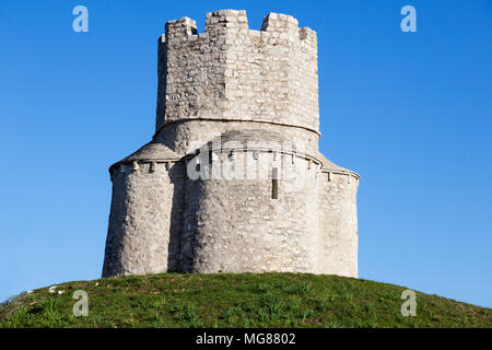 Church of St. Nicholas , Nin, Croatia - Stock Photo