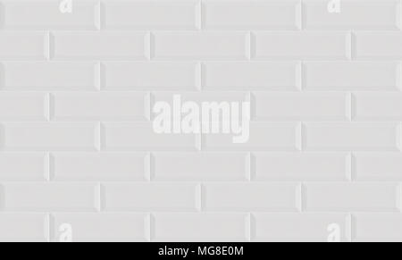 white ceramic bathroom wall tile seamless pattern Stock Photo ...