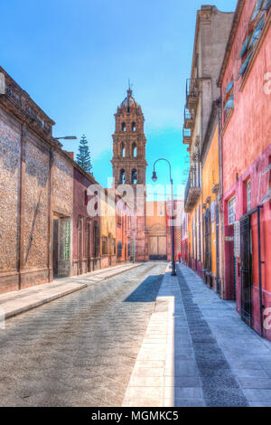 San Augustin Church - Stock Photo