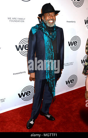 New York, USA. 27th Apr, 2018. Ben Vereen at the We Are Family Foundation Celebration Gala 2018 at the Hammerstein Ballroom. New York, 27.04.2018 | usage worldwide Credit: dpa/Alamy Live News - Stock Photo