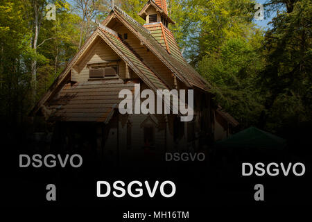 Eventfotografie und die DSGVO - Stock Photo