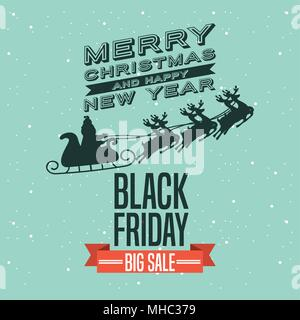 black friday design, vector illustration eps10 graphic - Stock Photo