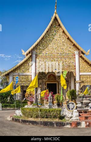 Wat Chedi Luang, Chiang Mai, Northern Thailand | Wat Chedi Luang, Chiang  Mai, Nordthailand - Stock Photo