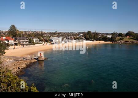 camp cove beach sydney new south wales australia - Stock Photo