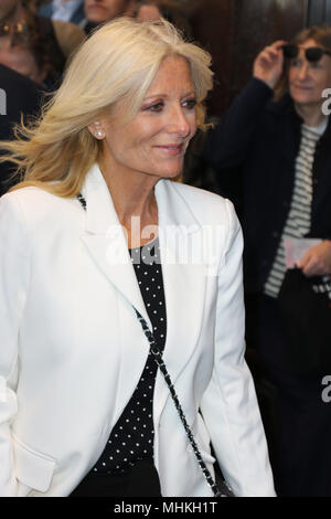 London, UK. 1st May 2018. Celebrities attend Press Night of Chess The Musical at London Coliseum in Central London. Credit: Martin Evans/Alamy Live News - Stock Photo