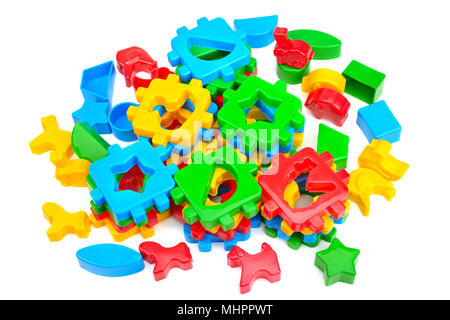 game designer isolated on a white background - Stock Photo