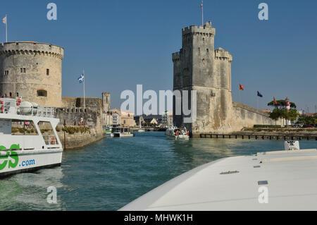 LA ROCHELLE, Charente-Maritime department., France - Stock Photo
