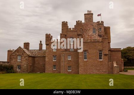 Garten des Castle of Mey - Stock Photo