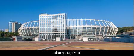 Olympic National Sports Complex. Kiev, Ukraine - Stock Photo