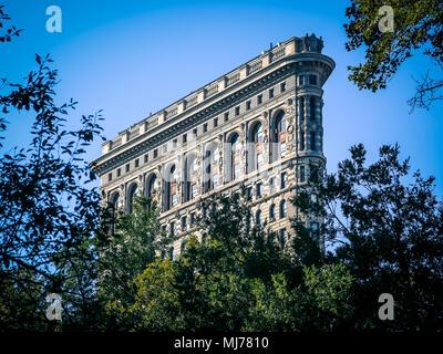 Flatiron building - Stock Photo