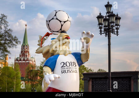 2018 World Fifa Cup Zabivaka 16cm Russia Official Mascot