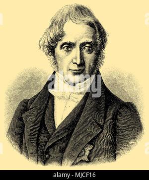 Karl Georg Maassen (born August 23, 1769 , died November 2, 1834 ), - Stock Photo