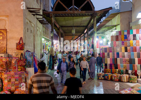 Dubai Souk / market - Stock Photo