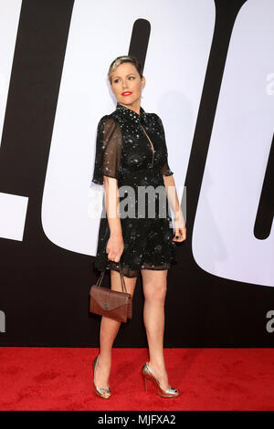'Blockers' Premiere at the Village Theater on April 3, 2018 in Westwood, CA  Featuring: Kathleen Robertson Where: Westwood, California, United States When: 03 Apr 2018 Credit: Nicky Nelson/WENN.com - Stock Photo