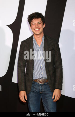 'Blockers' Premiere at the Village Theater on April 3, 2018 in Westwood, CA  Featuring: Graham Phillips Where: Westwood, California, United States When: 03 Apr 2018 Credit: Nicky Nelson/WENN.com - Stock Photo