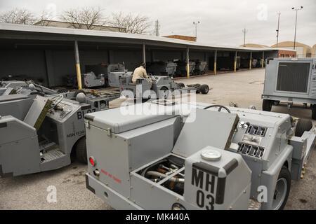 Aerospace ground equipment Airmen maintain more than 200