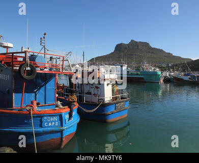 mariners wharf in hout bay south africa