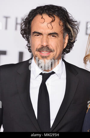 The Revenant Year 2015 Usa Director Alejandro Gonzalez Inarritu Stock Photo Alamy