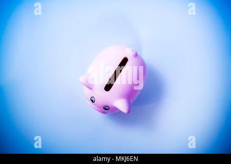 Piggy Bank, Sparschwein - Stock Photo
