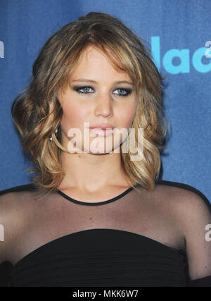 Jennifer Lawrence Arriving At The 24th Annual Glaad Media Awards At The Jw Marriott In Los Angeles Jennifer Lawrence 137 Red Carpet Event Vertical Usa Film Industry Celebrities Photography Bestof Arts Culture And