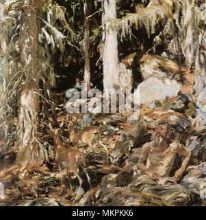 The Hermit - Stock Photo