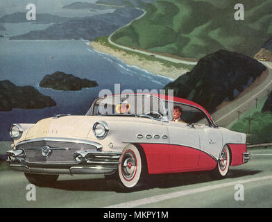 1956 Buick Super - Stock Photo