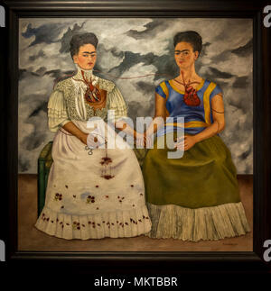the two fridas artist