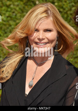 Mariel Hemingway  at the 2014 Creatine Arts Emmy Awards at the Nokia Theatre in Los Angeles.Mariel Hemingway 179 Red Carpet Event, Vertical, USA, Film Industry, Celebrities,  Photography, Bestof, Arts Culture and Entertainment, Topix Celebrities fashion /  Vertical, Best of, Event in Hollywood Life - California,  Red Carpet and backstage, USA, Film Industry, Celebrities,  movie celebrities, TV celebrities, Music celebrities, Photography, Bestof, Arts Culture and Entertainment,  Topix, headshot, vertical, one person,, from the year , 2014, inquiry tsuni@Gamma-USA.com - Stock Photo