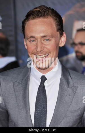 Tom Hiddleston  at the Avengers Premiere at the El Capitan Theatre In Los Angeles.Tom Hiddleston _146 Red Carpet Event, Vertical, USA, Film Industry, Celebrities,  Photography, Bestof, Arts Culture and Entertainment, Topix Celebrities fashion /  Vertical, Best of, Event in Hollywood Life - California,  Red Carpet and backstage, USA, Film Industry, Celebrities,  movie celebrities, TV celebrities, Music celebrities, Photography, Bestof, Arts Culture and Entertainment,  Topix, headshot, vertical, one person,, from the year , 2012, inquiry tsuni@Gamma-USA.com - Stock Photo