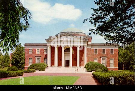 University Planetarium. Chapel Hill. 1968 Stock Photo
