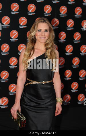 UK - Georgie Thompson at the Sport Industry Awards Battersea Evolution London. 11th May 2011 - Stock Photo